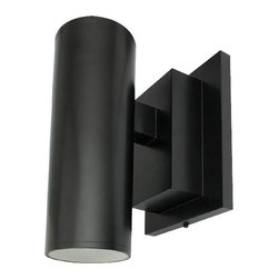Intense Lighting - IVT511 PAR20 Outdoor Up/Down Wall Cylinder - The Vortech V2 series is a small scale wall mounted cylinder designed for illumination on vertical walls or column surfaces. Suitable for applications such as commercial, retail, hospitality or industrial.*Item requires assembly time and is not available for expedited shipment*