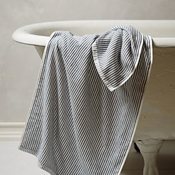 Morihata - Sea Stripe Bath Towel - *By Morihata
