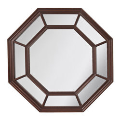 """Murray Feiss - Murray Feiss MR1131 Camden 30"""" Diameter Clear Rounded Mirror - Murray Feiss MR1131 Camden 30"""" Diameter Clear Rounded MirrorThirty inches in diameter, this clear glass rounded wall mirror adds luxury to any room. With its traditional decor, this rounded shaped mirror from the Camden Collection is distinct and eye-catching. Hanging hardware included and affixed to the frame enabling mirror to be hung horizontally or vertically.Murray Feiss MR1131 Features:"""