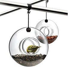 Contemporary Bird Feeders by Hard to Find