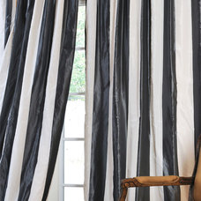 contemporary curtains by Half Price Drapes