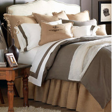 Traditional Bedding by J Brulee Home