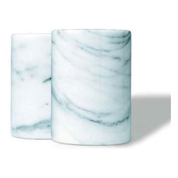 Franmara - 7.125 Inch White Marble Color Champagne Cooler with Smooth Finish - This gorgeous 7.125 Inch White Marble Color Champagne Cooler with Smooth Finish has the finest details and highest quality you will find anywhere! 7.125 Inch White Marble Color Champagne Cooler with Smooth Finish is truly remarkable.
