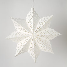 Swedish Star Lantern in New SHOP Holiday at Terrain
