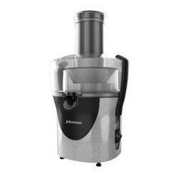Applica - JM All in One Juice Extractor - Juiceman All-in-One Juice Extract or - Black/SS NEW anti-drip + removable easy-to-clean spout design! Powerful 800-Watt Mot or f or Maximum Juice Extraction