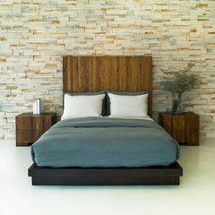 contemporary beds by Environment Furniture