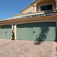 Eclectic Garage Doors by Ziegler Doors Inc.