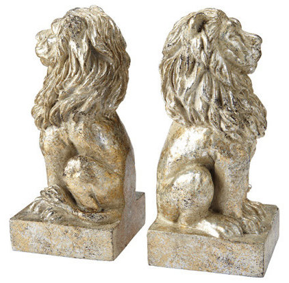 Traditional Bookends by The Bombay Company