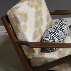Family Room by Upholstery Club's Shelly Leer