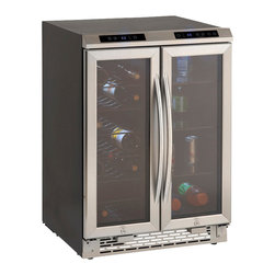 Avanti - Avanti Side-By-Side Dual Zone Wine/Beverage Cooler - FEATURES