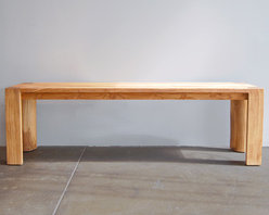 Mash Studios - PCH Series Long Bench - PCH Series Long Bench by MASH studios