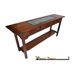 Greene and Greene Hall Table -