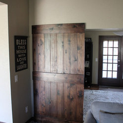 Barn Door is a fit in any style home. Classic to modern, traditional ...