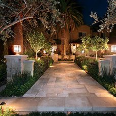 Contemporary Landscape by AMS Landscape Design Studios, Inc.