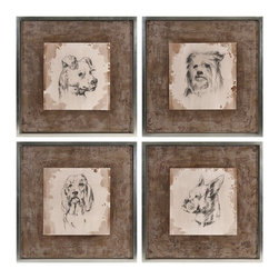IMAX CORPORATION - Westminster Framed Dog portraits- Asst 4 - Westminster Framed Dog portraits- Asst 4. Find home furnishings, decor, and accessories from Posh Urban Furnishings. Beautiful, stylish furniture and decor that will brighten your home instantly. Shop modern, traditional, vintage, and world designs.