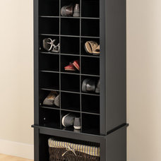 Modern Clothes And Shoes Organizers by BA Furniture Stores