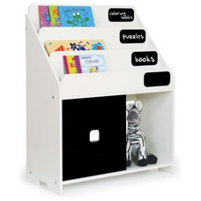 Contemporary Toy Storage by Design Public