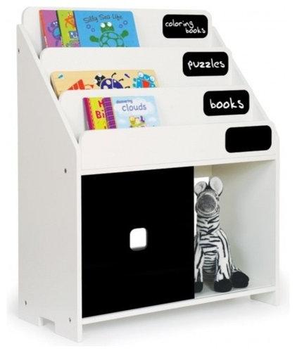 Contemporary Kids Bookcases by Design Public