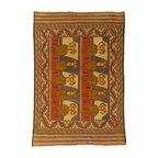 eSaleRugs - 6' 5 x 9' 2 Pictorial Sumak Rug - SKU: 22139394 - Hand Woven Pictorial Sumak rug. Made of 100% Wool. Brand New.