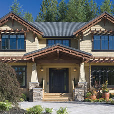 Craftsman  by Alan Mascord Design Associates Inc