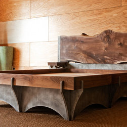 Brandner Design Custom Furniture - Brandner Design is a highly skilled custom design/build firm that specializes in unique artful designs for furniture, architectural features and homes. Every aspect of their designs are built in-house.