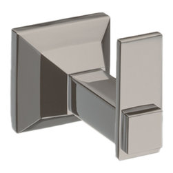 Toto - Toto YH930 Brushed Nickel Lloyd Robe Hook - Toto YH930#BN Bathroom Accessory Lloyd Robe Hook in Brushed Nickel finish.