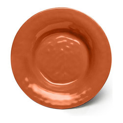 Elite Global Solutions - Sunburn Terra Cotta Tuscany 28 oz. 11 1/2 x 1 3/4 H Soup/Pasta Bowl- Case of 6 - DescriptionsPatiently shaped by the hand of man over millennia the evocative landscape of Tuscany is one of the most beautiful and harmonious countrysides anywhere. This collection was developed and perfected with the aesthetic awareness of hand made pottery