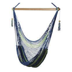Bold Stripes Hammock Chair