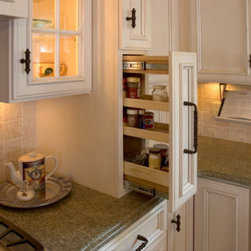 A New Kitchen with Class and a Bit of Whimsy - Mike Nyman