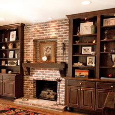 Traditional Living Room by JRP Design & Remodel