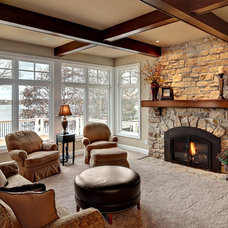 Traditional  by Knight Construction Design | Chanhassen, Minnesota