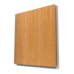 Royal Oak Wood Wall Art - Beautiful Royal Oak Wood Wall Art perfect for any contemporary or modern space.