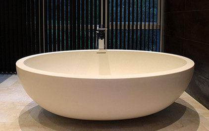Contemporary Bathtubs by Tyrrell and Laing International, Inc.