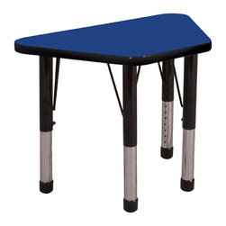 ECR4KIDS - ECR4KIDS 18 x 30 in. Black Band Learning Adjustable Activity Table - Chunky - EL - Shop for Childrens Tables from Hayneedle.com! About Early Childhood ResourcesEarly Childhood Resources is a wholesale manufacturer of early childhood and educational products. It is committed to developing and distributing only the highest-quality products ensuring that these products represent the maximum value in the marketplace. Combining its responsibility to the community and its desire to be environmentally conscious Early Childhood Resources has eliminated almost all of its cardboard waste by implementing commercial Cardboard Shredding equipment in its facilities. You can be assured of maximum value with Early Childhood Resources.