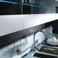Contemporary Kitchen Cabinetry by German Kitchen LLC