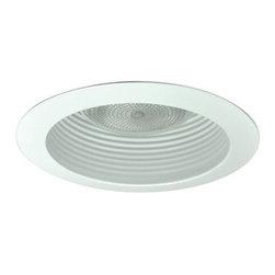 """Nora Lighting - Nora NS-76 4"""" Air-Tight Baffled Lensless Shower Trim - 4"""" Air-Tight Baffled Lensless Shower Trim"""