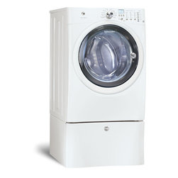 4.2 Cu. Ft. Front Load Washer with IQ-Touch Controls by Electrolux - AquaLux Wash System