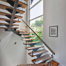 Asian Staircase by BSP Construction Consultants