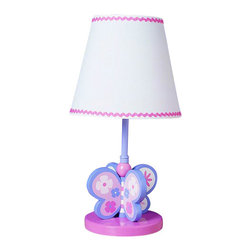 "Cal Lighting - Cal Lighting BO-5650 60 Watt 15"" Kids / Youth Wood Butterfly Table Lamp with On/ - 60 Watt 15"" Kids / Youth Wood Butterfly Table Lamp with On/Off Switch from the Kids CollectionSpecifications:"