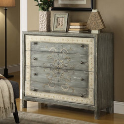 Coast To Coast - 2 Drawers Chest - 46281 - Accent Chest