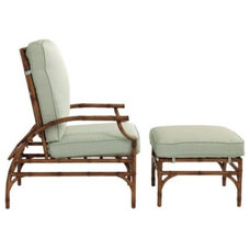Tropical Outdoor Lounge Chairs by Ballard Designs