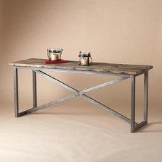 Midcentury Dining Tables by Sundance Catalog