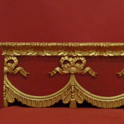 "Ornate Window Cornice Box - Custom 48"" ornate Window Cornice by Renaissance Ornamental"
