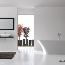Contemporary Bath Products by Best Plumbing Seattle