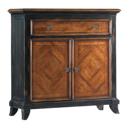 Hooker Furniture - Hooker Furniture Wingate Chest with Multiple Storage - Hooker Furniture - Buffet Tables and Sideboards - 59350003