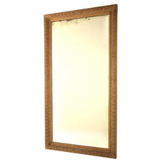 Antique Carved Wood Mirror | Jayson Home