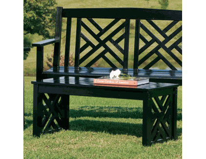 traditional outdoor tables by Monticello