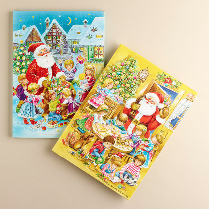 Traditional Christmas Decorations by Cost Plus World Market