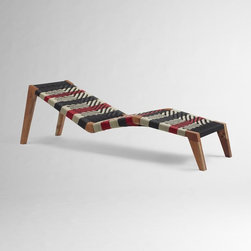 John Vogel Mantis Lounger - This patriotic piece is so cool and very vintage looking.