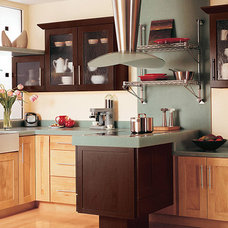 Eclectic Kitchen by Sunderland Brothers Company